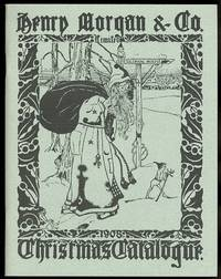 image of HENRY MORGAN & CO. LIMITED 1908 CHRISTMAS CATALOGUE.