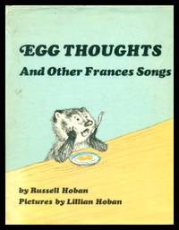 image of EGG THOUGHTS - and Other Fraces Songs