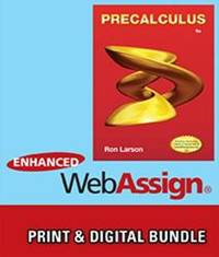 Bundle: Precalculus, 9th + Enhanced WebAssign Printed Access Card for Pre-Calculus & College...