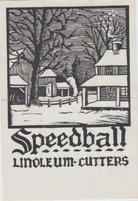 Speedball Linoleum Cutters by (Printmaking) - ca. 1940's