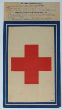 Red Cross Service Flag