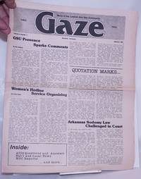 image of Gaze: news of interest to lesbian/gay community; vol. 4, #2, February, 1983: GSU Presence Sparks Comments