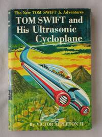 image of Tom Swift and His Ultrasonic Cycloplane: The New Tom Swift Jr. Adventures #10