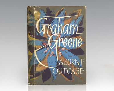 London: Heinemann, 1961. First edition of this Greene novel set in a leproserie on the upper reaches...