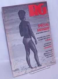 image of Le magazine RG [Revue Gai]: le mensuel gai Québécois; #55, Avril 1987: Spécial Mexique