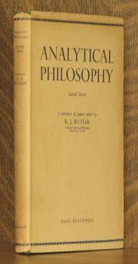 ANALYTICAL PHILOSOPHY, SECOND SERIES