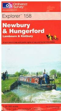 image of Newbury and Hungerford (Explorer Maps)