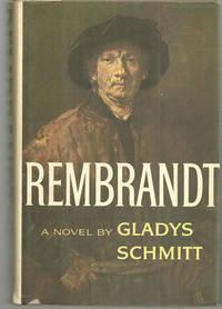 rembrandt hardcover by gladys schmitt