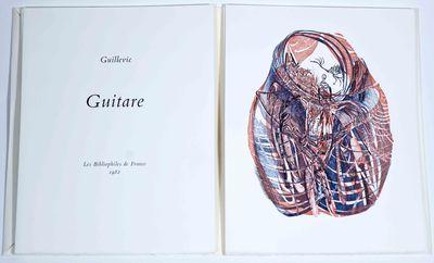 Paris: Les Bibliophiles de France , (1982). #5 of 160 for Paul Beigelman, signed by author and artis...