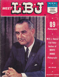 image of 1964 Collectors Edition of Meet LBJ Lyndon Baines Johnson President of the  United States