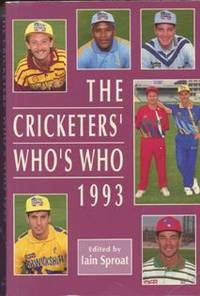The Cricketers' Who's Who 1983