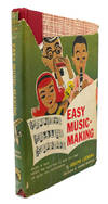 image of THE REAL BOOK ABOUT EASY MUSIC-MAKING