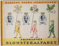 Prinsarnes Blomsteralfabet.  (Princess's Flower Alphabet.)