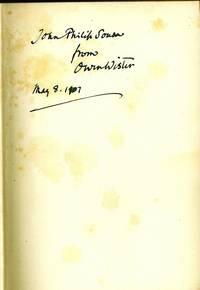 LADY BALTIMORE Inscribed to John Philip Sousa