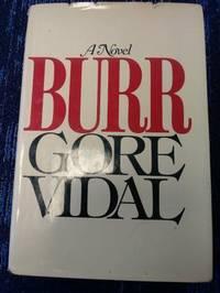Burr (Novel)
