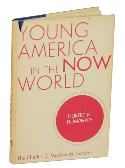 New York: New York University Press, 1971. First edition. Hardcover. Part of the Charles C. Moskowit...