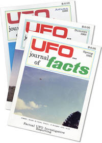UFO...Journal of Facts, Vols. I-III [All Published?]
