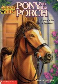 Pony on the Porch (Animal Ark #2)