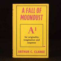 A Fall of Moondust by Arthur C. Clarke - First edition. - 1961 - from Rooke Books and Biblio.co.uk