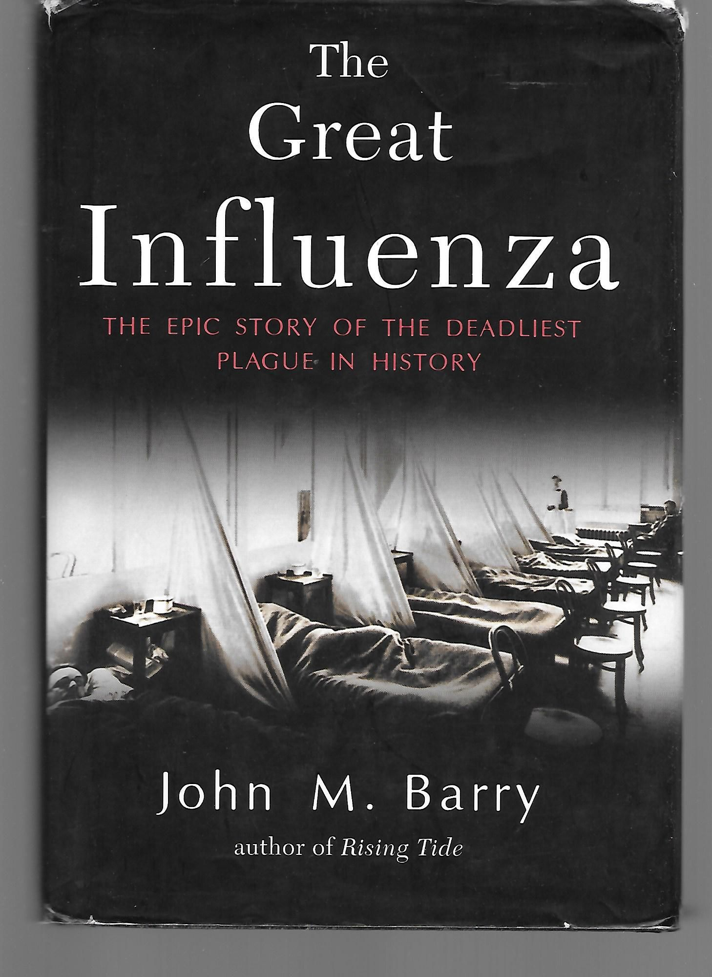 Assignment helpthe great influenza john m barry essay