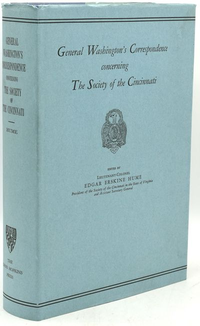 The Johns Hopkins Press, 1941. First Edition. Hard Cover. Fine binding/Near Fine dust jacket. Large ...
