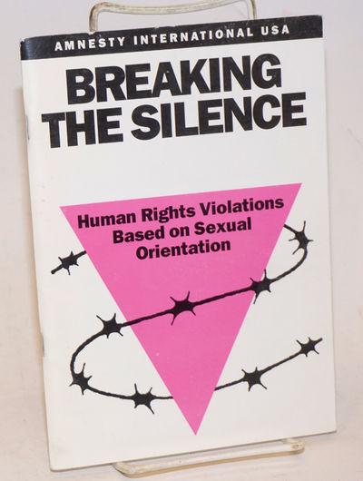 ABAA | Breaking the Silence