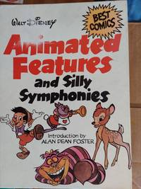 Animated Features and Silly Symphonies