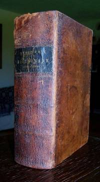 AN AMERICAN DICTIONARY OF THE ENGLISH LANGUAGE by  Noah Webster - from john atticks d/b/a faith's books (SKU: biblio120)