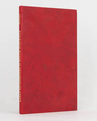 Early Experiences in South Australia. [Bound with] Early Experiences in South Australia. Second...