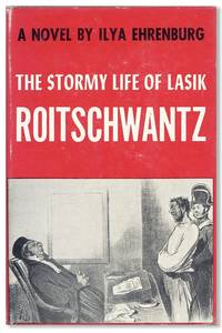 The Stormy Life of Lasik Roitschwantz: A Novel by trans Ilya