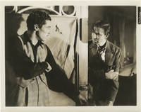Show Them No Mercy! (Original photograph of Cesar Romero and Bruce Cabot from the 1935 film)