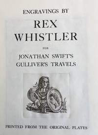 Engravings By Rex Whistler For Jonathan Swift's Gulliver's Travels.