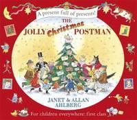 image of Jolly Christmas Postman (Jolly Postman)