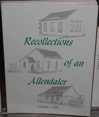 image of Recollections of an Allendaler