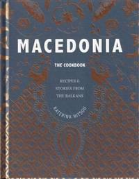 image of Macedonia the Cookbook