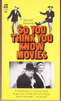 So You Think You Know the Movies