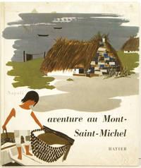 Aventure au Mont-Saint-Michel.