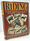 image of Riding: The Most Popular Book Ever Written on Learning to Ride Correctly