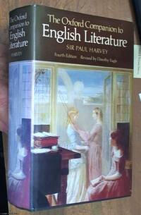 image of The Oxford companion to English literature