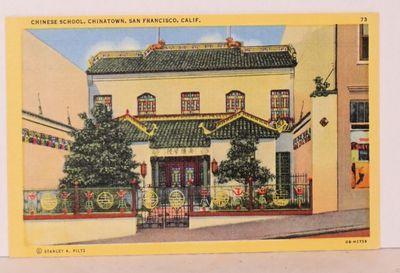 San Francisco: Stanley A. Piltz Company, . Postcard with back description: