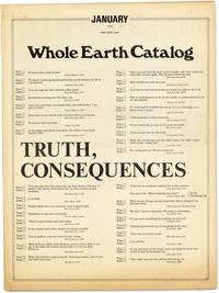 Whole Earth Catalog (January, 1971)