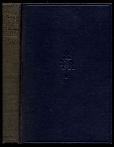 New York: Fleming H. Revell, 1922. Hardcover. Very Good. First edition. Full page gift inscription, ...
