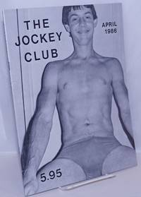 image of The Jockey Club: vol. 1, #4, April, 1986: The Swimtrunk issue