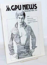 image of GPU News vol. 8, #2 November 1978: Briggs vs Gays & Anita Bryant Update
