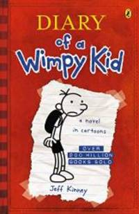 image of Diary of a Wimpy Kid