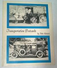 Transportation postcards