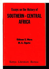 image of ESSSAYS ON THE HISTORY OF SOUTHERN - CENTRAL AFRICA.