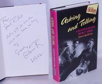 image of Asking and Telling: a collection of gay drama for the 21st century [inscribed & signed]
