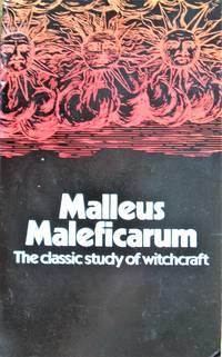 image of Malleus Maleficarum