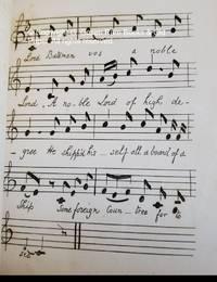 The Loving Ballad of Lord Bateman.